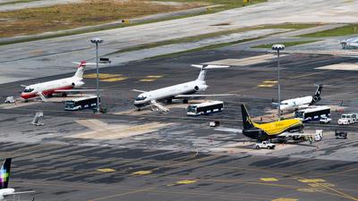 MMUN - Airport - Ramp