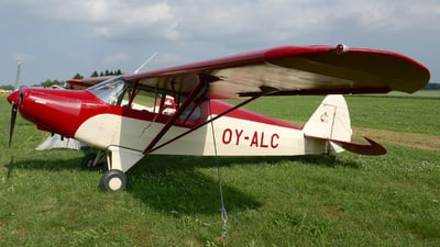OY-ALC - Piper PA-12 Super Cruiser - Private