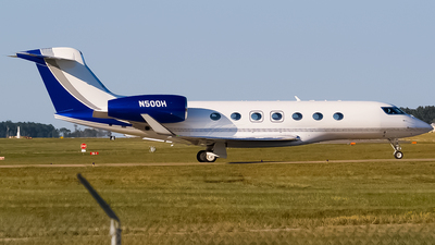 N500H - Gulfstream G500 - Private