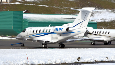 N985RC - Pilatus PC-24 - Private