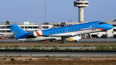 EC-MJY - Bombardier CRJ-200ER - Air Nostrum