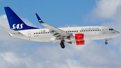 A picture of SERET - Boeing 73776N - SAS - © Andre_S