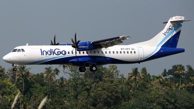 A picture of VTIYY - ATR 72600 - IndiGo - ©  Rohit  Ramachandran