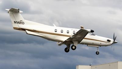 N14RD - Pilatus PC-12/45 - Private