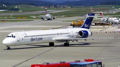 OH-BLE - McDonnell Douglas MD-90-30 - Blue1