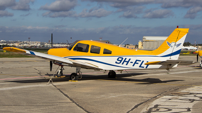 A picture of 9HFLY - Piper PA28161 - [288116109] - © Matthew.S