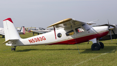 N5383G - Helio H295 Courier - Private
