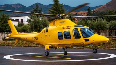 I-CALI - Agusta A109S Grand - Inaer