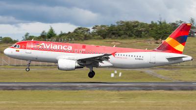 A picture of N398AV - Airbus A320214 - Avianca - © Alex Rivera