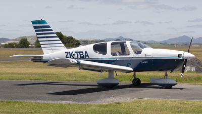 ZK-TBA - Socata TB-9 Tampico - Private