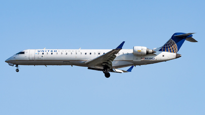 N530GJ - Bombardier CRJ-550 - United Express (GoJet Airlines)