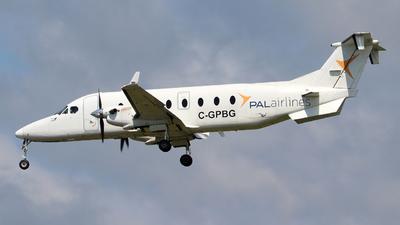 C-GPBG - Beech 1900D - PAL Airlines
