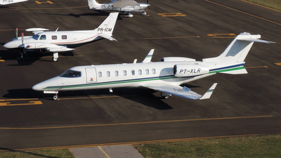 PT-XLR - Bombardier Learjet 45 - Private