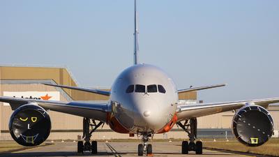 A picture of VHVKL - Boeing 7878 Dreamliner - Jetstar Airways - © Victor Pody