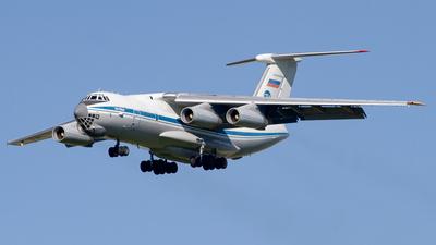 RA-78762 - Ilyushin IL-76MD - Russia - 224th Flight Unit State Airline