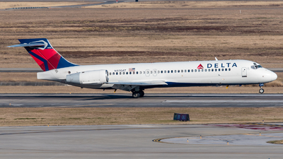 A picture of N970AT - Boeing 7172BD - Delta Air Lines - © Positive Rate Photography