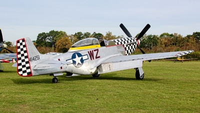 G-TFSI - North American TF-51D Mustang - Private