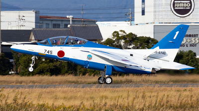 66-5745 - Kawasaki T-4 - Japan - Air Self Defence Force (JASDF)
