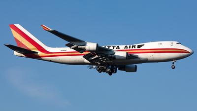 N700CK - Boeing 747-4R7F(SCD) - Kalitta Air