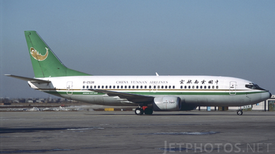 B-2538 - Boeing 737-3W0 - China Yunnan Airlines