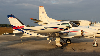 N310EK - Cessna 310Q - Private