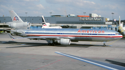 N1753 - McDonnell Douglas MD-11 - American Airlines