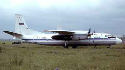 RA-49258 - Antonov An-24B - Russia - Air Force