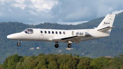 OK-SLS - Cessna 560 Citation V - Silesia Air