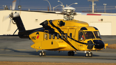 C-GNYZ - Sikorsky S-92A Helibus - Canadian Helicopters