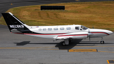 N626KB - Cessna 441 Conquest - Private