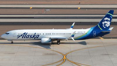 N407AS - Boeing 737-990ER - Alaska Airlines