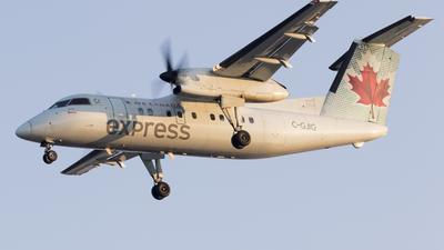 A picture of CGJIG - De Havilland Canada Dash 8100 - [068] - © Rolf Jonsen