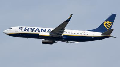 A picture of EIDCR - Boeing 7378AS - Ryanair - © RAFAL KUKOWSKI