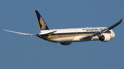 9V-SCI - Boeing 787-10 Dreamliner - Singapore Airlines