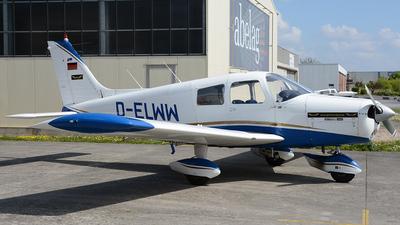 D-ELWW - Piper PA-28-140 Cherokee Cruiser - Private