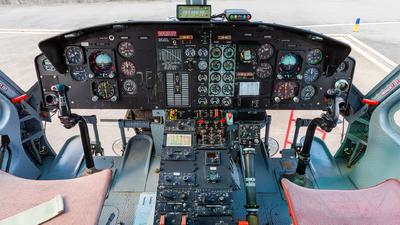EC-MGG - Bell 212 - Pegasus Aviation