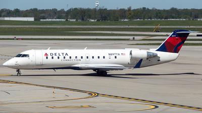 N8977A - Bombardier CRJ-200LR - Delta Connection (Endeavor Air)