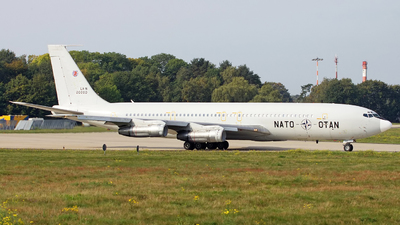 LX-N20000 - Boeing 707-307C - NATO - Airborne Early Warning Force