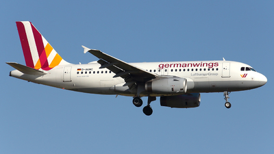 D-AGWC - Airbus A319-132 - Germanwings
