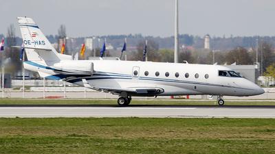 OE-HAS - Gulfstream G200 - Avcon Jet