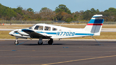 A picture of N7702B - Piper PA44180 Seminole - Skyborne Airline Academy - © Oliver Richter