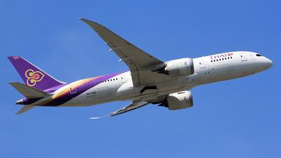 HS-TQE - Boeing 787-8 Dreamliner - Thai Airways International