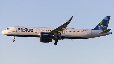 N980JT - Airbus A321-231 - jetBlue Airways