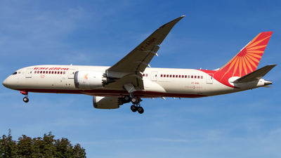 VT-ANH - Boeing 787-8 Dreamliner - Air India