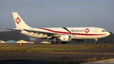 A picture of XAUYR - Airbus A300B4605R(F) - AeroUnion - © Carlos Alberto Rubio Herrera