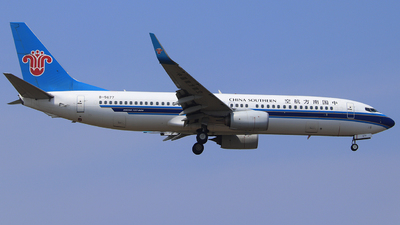 B-5677 - Boeing 737-81B - China Southern Airlines