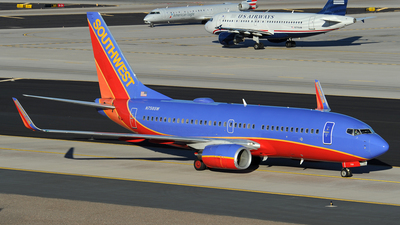 N758SW - Boeing 737-7H4 - Southwest Airlines