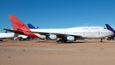 VH-OJL - Boeing 747-438 - Untitled