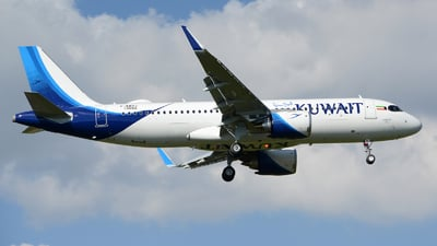 F-WWBJ - Airbus A320-251N - Kuwait Airways