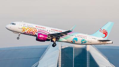 B-8147 - Airbus A320-214 - Loong Air